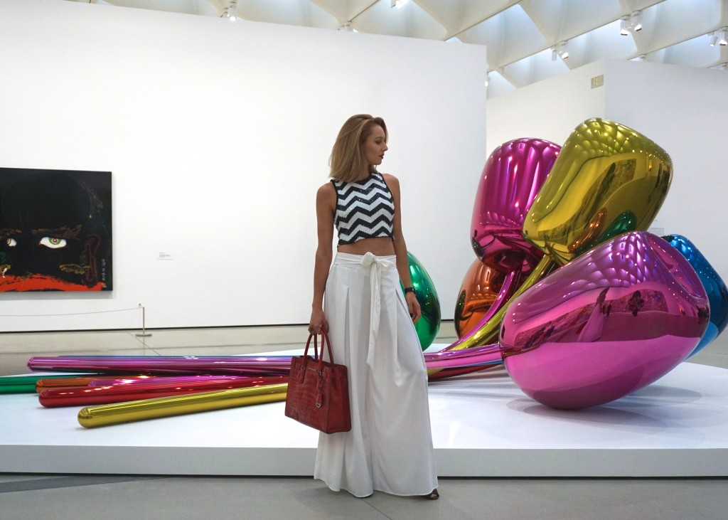 Dezistyle The Broad Museum