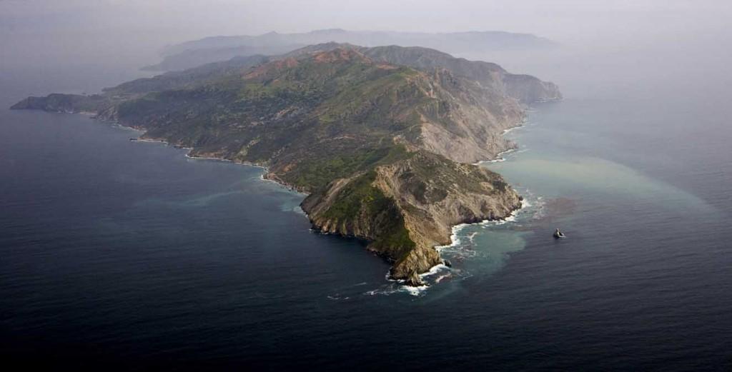 Visit beautiful Catalina Island for free