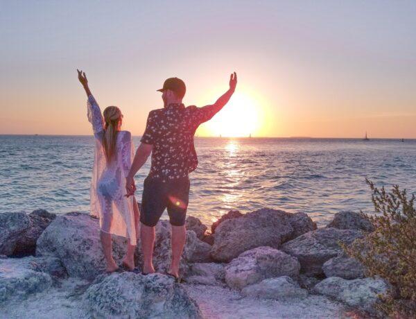 DeziStyle Zachary Taylor State Park Key West Florida Sunset