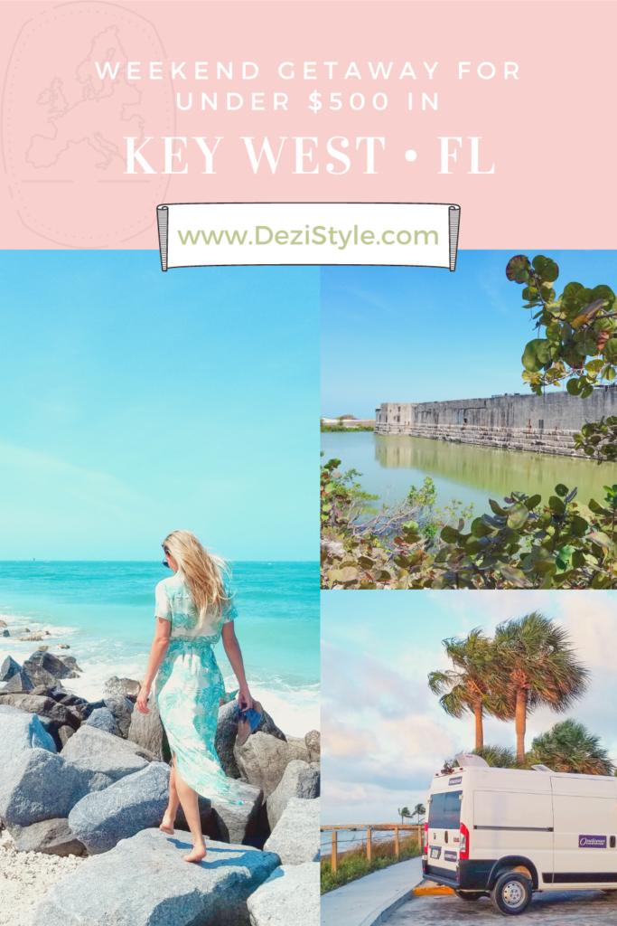 DeziStyle Key West Weekend Under $500