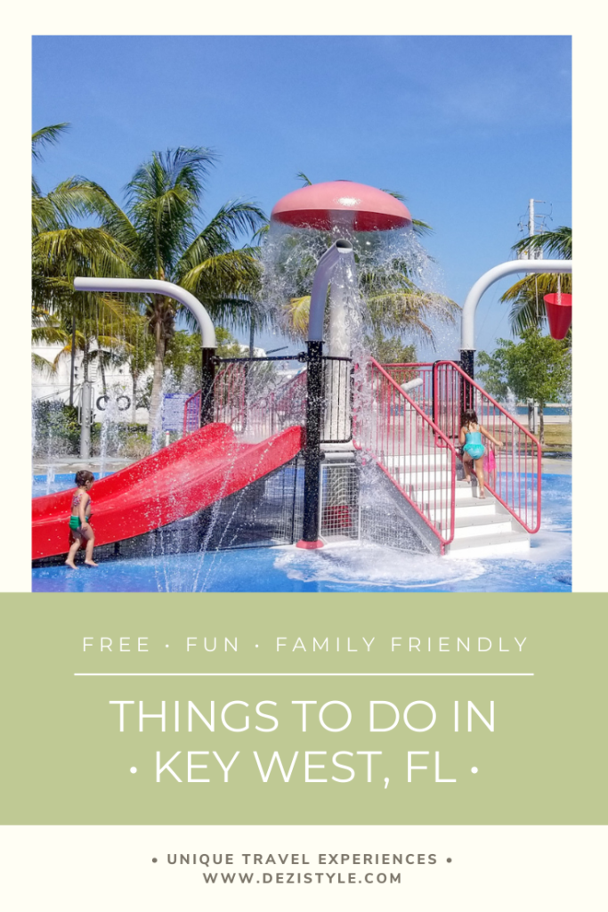 Pinterest free fun family friendly activities things to do in Key West, Florida truman park