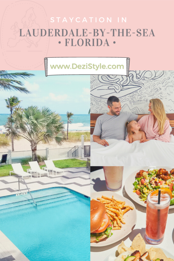 DeziStyle Lauderdale-By-The-Sea Staycation